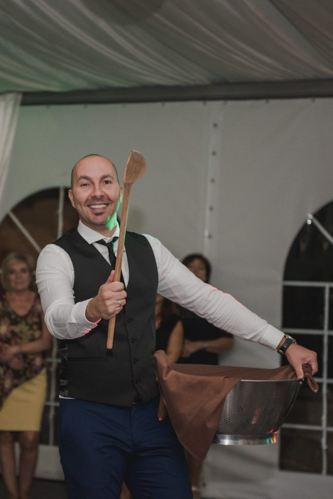 ceremóniamester esküvőre Tihany